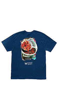 COAST Crawfish Artist Tee