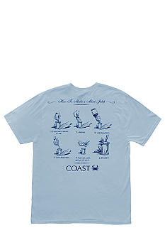 COAST Mint Julep Tee