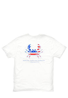COAST USA Crab Logo Tee