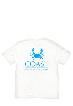 COAST Crab Logo Tee