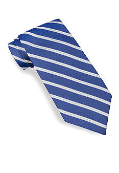 MADE Cam Newton Blocking Back Stripe Tie