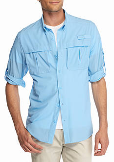Ocean & Coast Long Sleeve Fishing Shirt