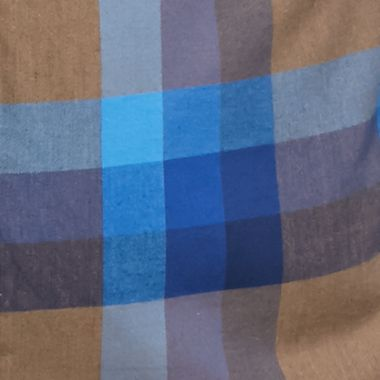 Outdoor: Casual Shirts: Bluetiful Ocean & Coast Sherpa Lined Plaid Shirt-Jacket