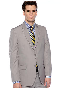 Greg Norman Collection Gray Suit Separate Coat