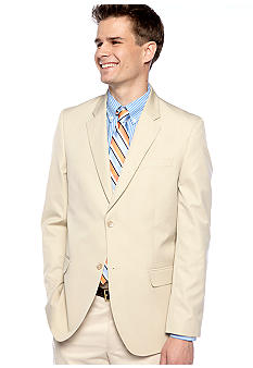 Greg Norman Collection Stone Suit Separate Coat
