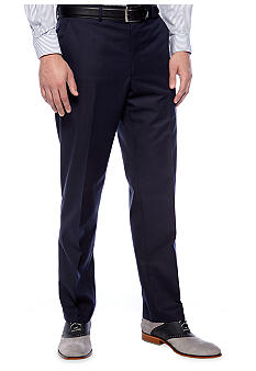 Greg Norman Collection Navy Flat Front Suit Separate Pants