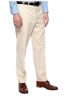 Greg Norman Collection Stone Flat Front Suit Separate Pants