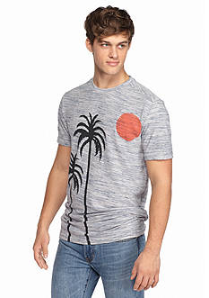 Chip & Pepper CALIFORNIA Short Sleeve Sunset Graphic Tee