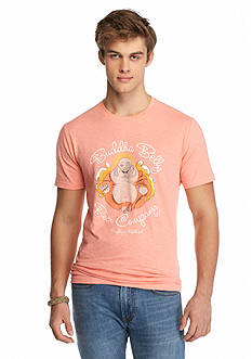 Chip & Pepper CALIFORNIA Short Sleeve Budda Beer Graphic Tee