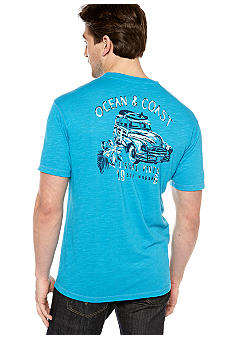 Ocean & Coast Beach Taxi Ocean & Coast Screen Tee