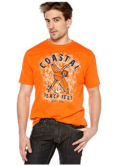 Ocean & Coast Beach Fest Screen Tee