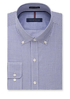 Tommy Hilfiger Non-Iron Slim Fit Dress Shirt