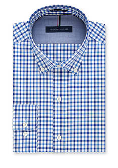 Tommy Hilfiger Big & Tall Non-Iron Regular Fit Dress Shirt