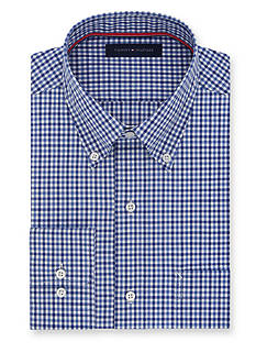 Tommy Hilfiger Non Iron Soft Touch Regular-Fit Dress Shirt