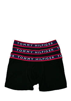 Tommy Hilfiger Cotton Stretch Trunks - 3 Pack