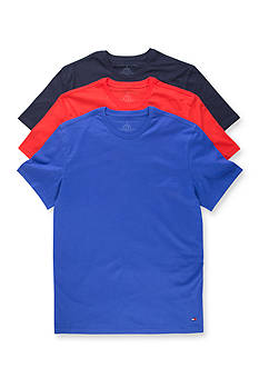 Tommy Hilfiger Crew Neck Tee - 3 Pack