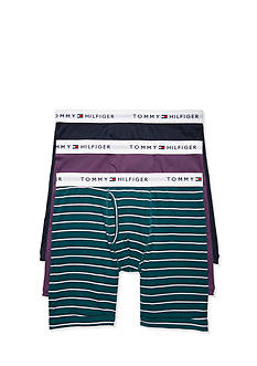 Tommy Hilfiger Stripe Boxer Brief - 3 Pack