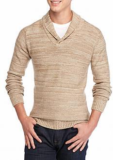 Saddlebred 1888 Tailored Shawl Collar Pullover