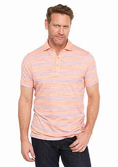 Ocean & Coast Rainforest Stripe Polo Shirt