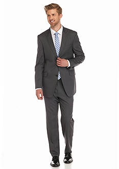 Tommy Hilfiger Classic-Fit Solid 2-Piece Suit