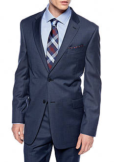 Tommy Hilfiger Classic Fit Shark Suit Separate Coat