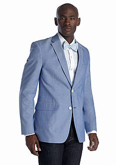 Tommy Hilfiger Blue Chambray Sport Coat