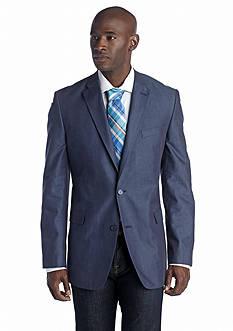 Tommy Hilfiger Contemporary Denim Blue Sport Coat