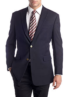 Tommy Hilfiger Slim Fit Stretch Navy Basic Blazer