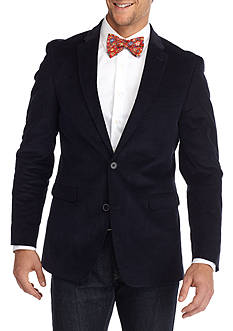 Tommy Hilfiger Classic-Fit Stretch Cord Sport Coat With Patch