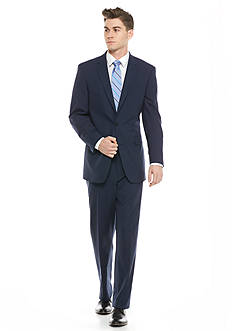Tommy Hilfiger Classic-Fit Stretch 2-Piece Suit