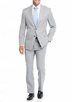 Tommy Hilfiger Classic-Fit Solid Wave Suit