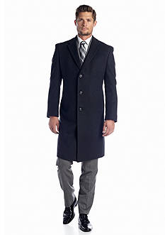 Tommy Hilfiger Bolton Charcoal Coat