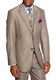 Steve Harvey Classic Fit Solid Suit Separate Coat
