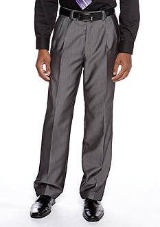 Steve Harvey Classic Fit Pinstripe Suit Separate Pants