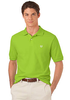 Chaps Solid Pique Polo