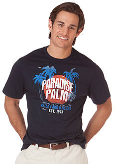 Chaps Paradise Palm Tee
