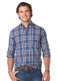 Chaps Portledge Plaid Button Down Shirt