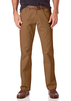 Chaps Five Pocket Chino Pant