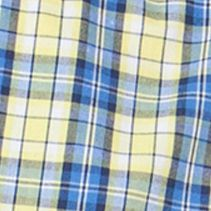 St Patricks Day Outfits For Men: Clubhouse Yellow Chaps JAN RIDEWOOD CHECK-JADE