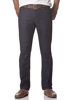 Chaps Slim-Straight 5-Pocket Jeans