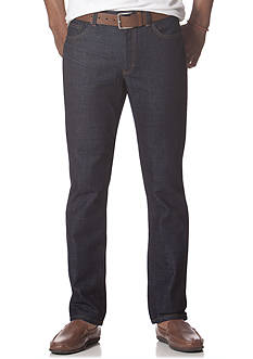 Chaps Slim Straight 5-Pocket Jeans