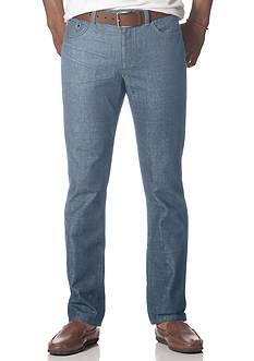 Chaps Slim-Straight 5-Pocket Jeans