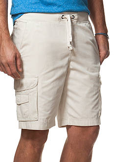 Chaps Canvas Cargo Shorts