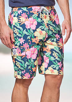 Chaps Tropical Board Shorts