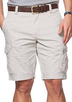 Chaps Dobby Cargo Shorts