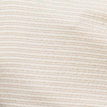 Mens Flat Front Shorts: Coastal Beige Chaps Flat-Front Seersucker Shorts