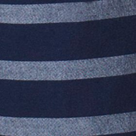 Chaps Shorts: Newport Navy Chaps Striped Oxford Shorts
