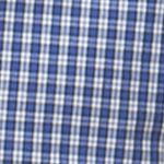 Men: Chaps Casual Shirts: Summer Royal Chaps Short-Sleeve Plaid Shirt