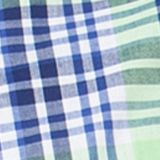Men: Chaps Casual Shirts: Keylime Chaps Short-Sleeve Plaid Shirt