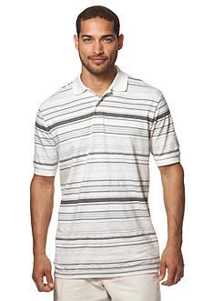 Chaps Striped Polo Shirt